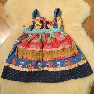 Matilda Jane Barn Party Knot Dress